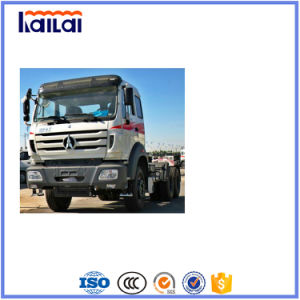 Beiben Tractor Truck with 380HP Engine for Mongolia with Mercedes-Benz pictures & photos