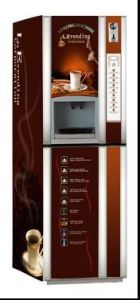 F306-Gx Coffee Vending Machine with 7 Hot and 7 Cold Drinks pictures & photos