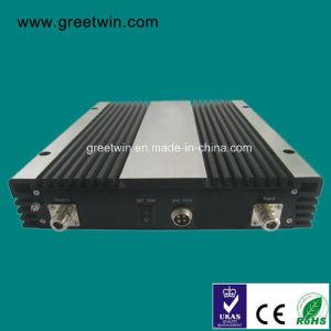 24dBm GSM850+PCS1900+Aws1700+Lte2600 Cellphone Booster /Cellphone Signal Amplifier (GW-24CPLA) pictures & photos