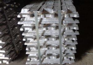 Antimony ingot 99.85%min metal Sb pictures & photos