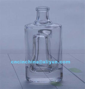 Cylinder Shape Crystal Bottle for Perfume 30ml pictures & photos