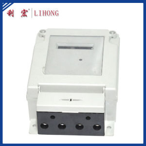 ABS Single Phase Energy Meter Case, Electric Meter Housing (LH-M204)