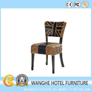 Modern England Design Luxurious Chrome Dining Chair pictures & photos