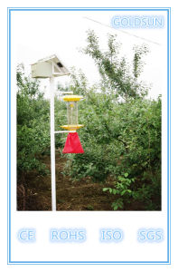 Solar Powered Flying Insect Killer Lamp, Pest Control, New -Tech Green Pesticede pictures & photos