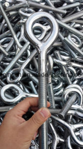 HDG Drop Forged Thimble Eye Anchor Rod pictures & photos