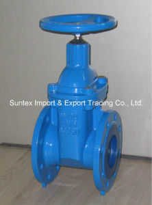 F4 Gate Valves, Double Flanged pictures & photos