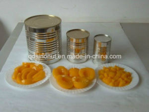 2016 Crop Canned Yellow Peaches Halves pictures & photos