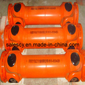 SWC Series Universal Joint Shaft Coupling for Tractor / Truck / Machine