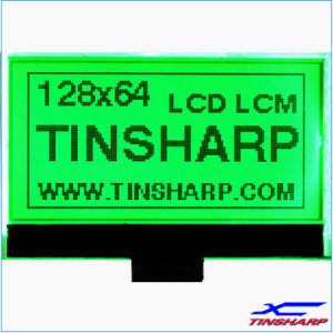 128X64 Cog Graphic LCD Display Module (TG12864-COG26)