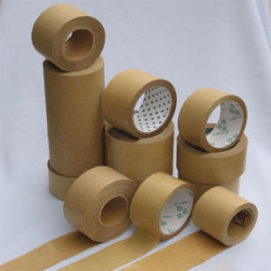 Kraft Paper Gummed Tape pictures & photos