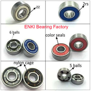 Long Life Cheap Price Chrome Steel Bearing for Skateboard pictures & photos