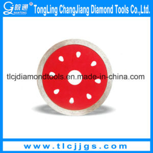 Continuous Rim Silent Saw Blade for Concrete Cutting pictures & photos