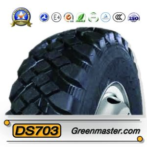 Advance/Double Star/Dongfeng All Steel Heavy Duty Military Tire 12r20 12.5r20 pictures & photos