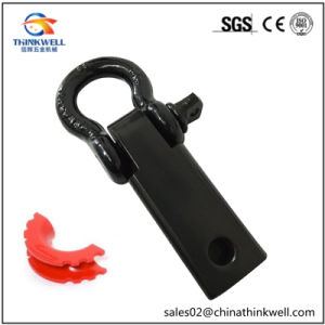 "2.5""*2.5"" Towing Receiver Hitch with Shackle Cotter Pin and Clip pictures & photos"