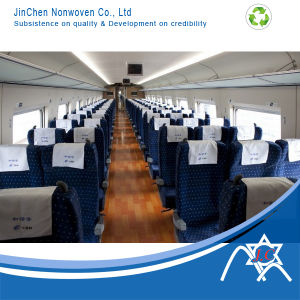 Spunbond Nonwoven Fabric for Headrest Cover pictures & photos