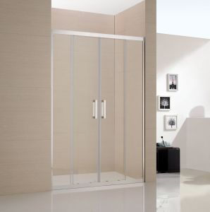 Customized Shower Door Profile / Shower Screen / Shower Room Glass