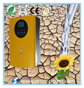 Most Popular Solar Pump Inverter with MPPT LCD Display pictures & photos