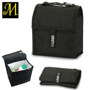 Custom Foldable Lunch Bag Cooler Bag pictures & photos