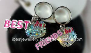 Fashion Jewelry-Hello Kitty Best Friend Finger Ring