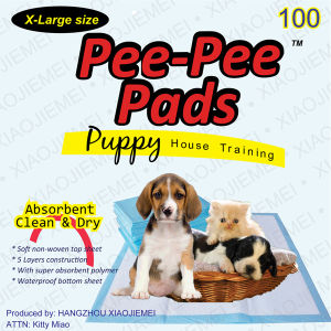 30X30 Thick Heavy Dog Puppy Training PEE Pads (6060-4) pictures & photos