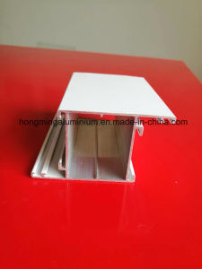 Extrusion Frame Aluminium Profile Powder Coating Coated for Window Door pictures & photos