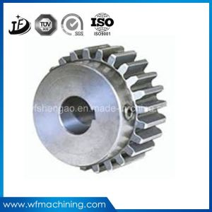 Steel/Brass Machining/Forging Pinion Differential/Bevel/Planetary/Sprocket Gear for Transmission pictures & photos