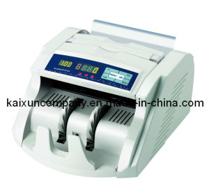 UV Banknote Money Counter for Any Currency (WJDKX993CA) pictures & photos