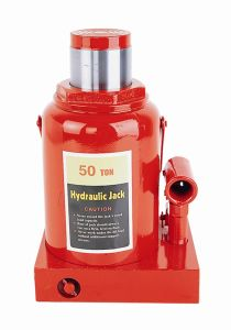 50t Hydraulic Bottle Jack with Handle