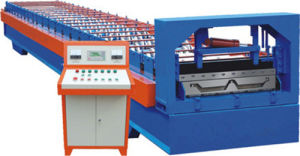 Joint-Hidden Roof Panel Roll Forming Machine (XH820) pictures & photos