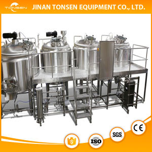 5000L Commercial/Industrial Beer Brewing Equipment Micro pictures & photos