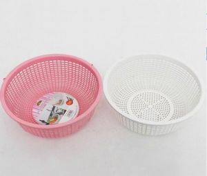 PP Drain Basket for Kitchenware pictures & photos