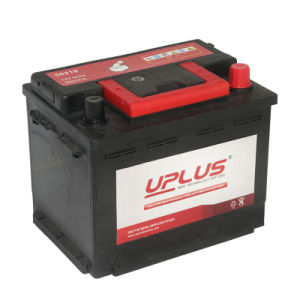56221 Mf Storage Battery Rechargeable Car Battery 12V 60ah pictures & photos