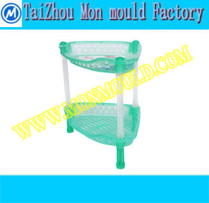 Plastic Injection Shelve Mould for Bathroom Use