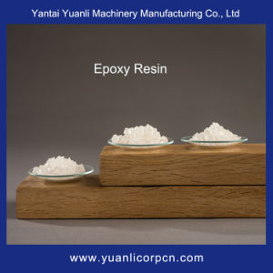 High Efficiency Solid Epoxy Resin E12 in Chemicals pictures & photos