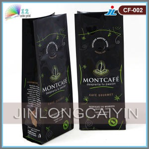 Custom Printing and Side Gusset Coffee Bags pictures & photos