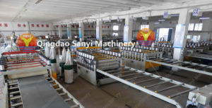 Rigid PVC Foam Board Extrusion Line pictures & photos