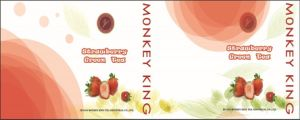 Strawberry Fruit Green Tea
