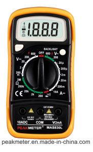 Peakmeter Mas830L 2000 Counts Digital Multimeter