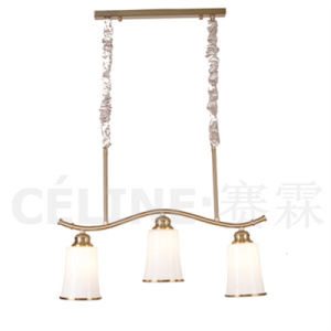 Hot Sale Glass Pendant Lamp (SL2235-6D) pictures & photos