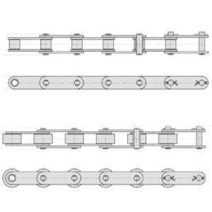 Large Roller Chain Conveyor Chain pictures & photos