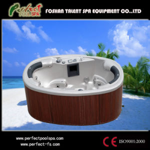 Massage Bathtub (Crystal)