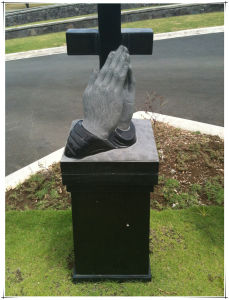 Religious Pedestals Cremation Markers Cremation Stones Books Pedestals in Cemetery pictures & photos