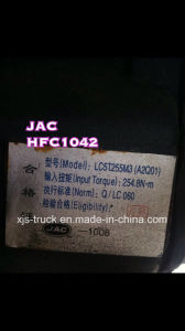 JAC Light Truck Transmission LC5t255m3 pictures & photos