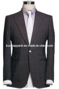 Guangzhou 1 Button 2013 Men′s Suit (A056) pictures & photos