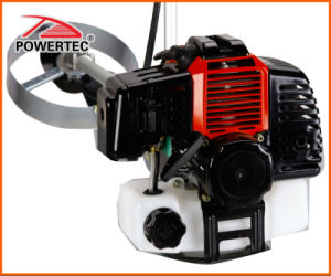 POWERTEC 51.7cc 1.6kw Grass Trimmer Engine Gasoline Outboard Motor (YD-PT1E44-5F) pictures & photos