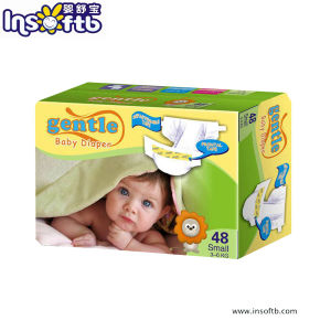 Hot Sell Cheap Price High Absorption Breathable Film Disposable Baby Diaper