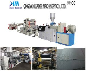 Plastic Sheet Production Line/PE Sheet Making Line/Sheet Extrusion Line pictures & photos