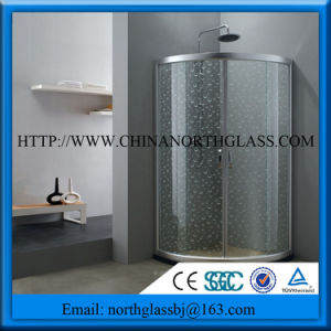 Clear Tempered Safety Shower Door Glass pictures & photos