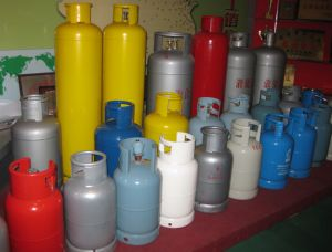 Welded Steel Cylinder for LPG pictures & photos