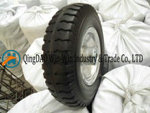 PU Wheels with Steel/Plastic Rim (2.50-4) pictures & photos